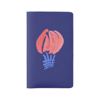 Air Balloon Large Notebook