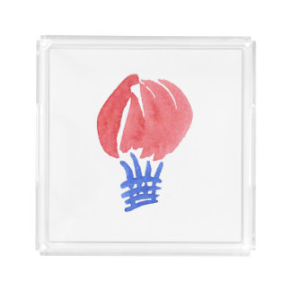 Air Balloon Small Square Tray