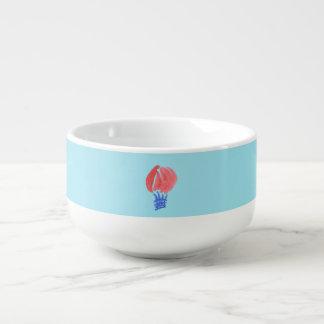 Air Balloon Soup Mug