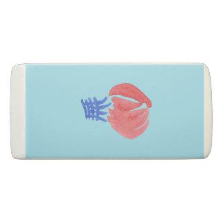 Air Balloon Wedge Eraser