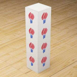 Air Balloon Wine Gift Box