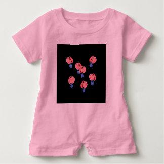Air Balloons Baby Romper Baby Bodysuit