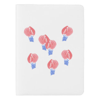 Air Balloons Extra Large Notebook