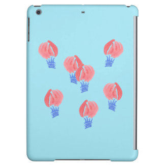 Air Balloons Glossy iPad Air Case