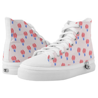Air Balloons High Top Shoes