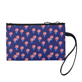Air Balloons Key Coin Clutch