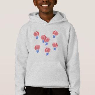 Air Balloons Kids' Hoodie