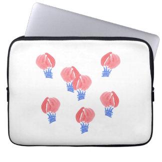 Air Balloons Laptop Sleeves 13''