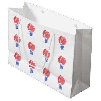 Air Balloons Large Glossy Gift Bag