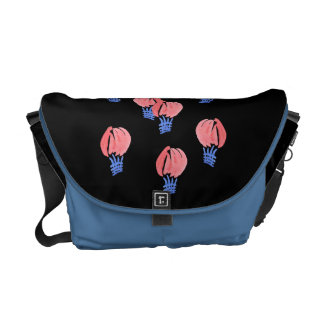 Air Balloons Medium Messenger Bag
