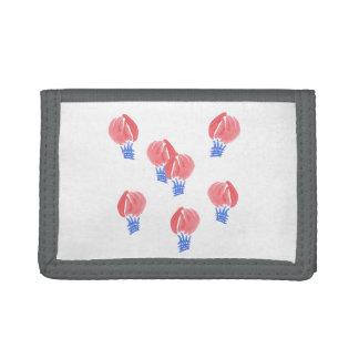 Air Balloons Nylon Wallet