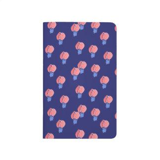 Air Balloons Pocket Journal