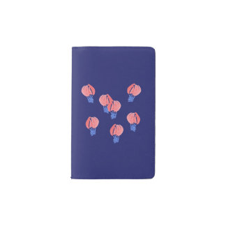 Air Balloons Pocket Notebook