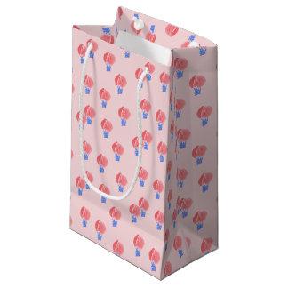 Air Balloons Small Glossy Gift Bag