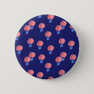 Air Balloons Standard Round Button