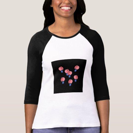 Air Balloons Women's Raglan T-Shirt