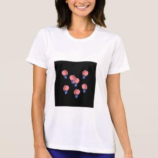Air Balloons Women's Sports T-Shirt