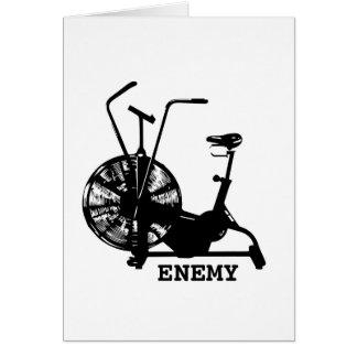 Air Bike Enemy Card