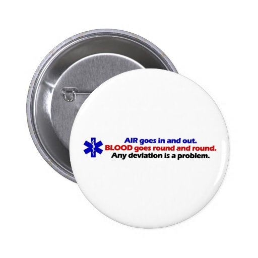 Air/Blood Pin