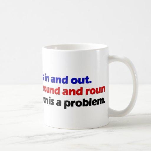 Air/Blood Coffee Mug