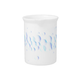 Air Bubbles On Water Pitcher