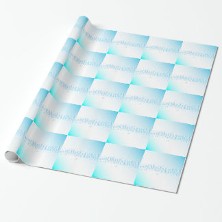 Air Bubbles On Water Wrapping Paper
