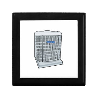 Air Conditioner Unit Ice Cold AC Heat Pump Gift Box