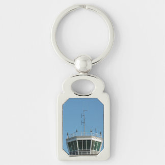 Air Control Tower Antenna Key Ring