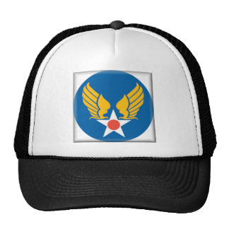 Air Corps Military Emblem Hats