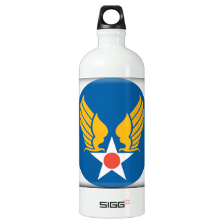 Air Corps Military Emblem SIGG Traveller 1.0L Water Bottle