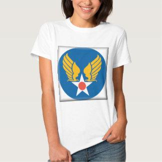Air Corps Military Emblem Tshirts