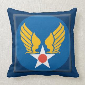 Air Corps Shield Pillows