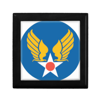 Air Corps Shield Jewelry Boxes