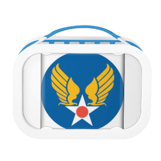 Air Corps Shield Lunch Box