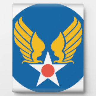 Air Corps Shield Plaques