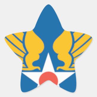 Air Corps Shield Sticker