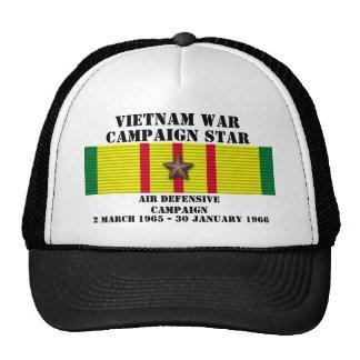 Air Defensive Campaign Trucker Hats
