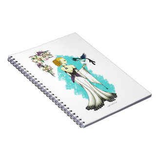 Air Elemental Notebook