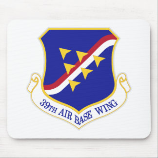Air Force Air Base Wing Mousepads