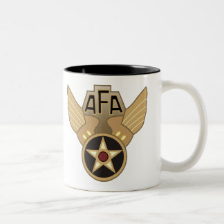 Air Force Association Two-Tone Coffee Mug