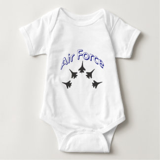 Air Force Baby Bodysuit