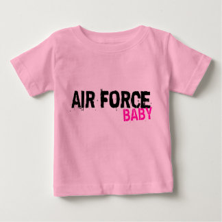 Air Force Baby Tee Shirt