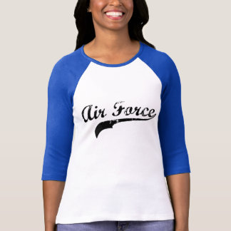 Air Force Baseball Style T-Shirt