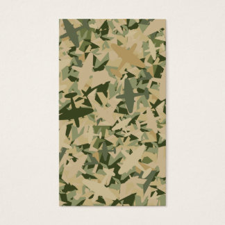 Air Force Camouflage Bookmark