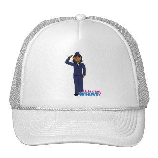 Air Force Dress Blues Dark Mesh Hats