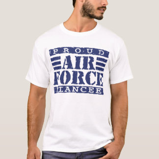 Air Force Fiancee T-Shirt