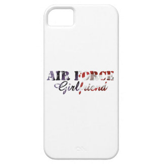 Air Force Girlfriend American Flag iPhone 5 Cases