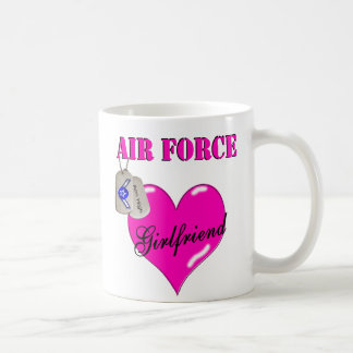Air Force Girlfriend Coffee Cup