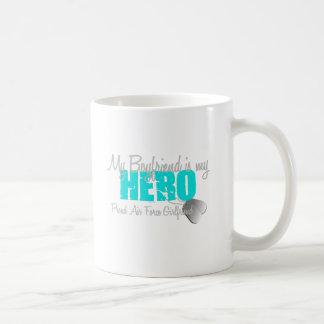 Air Force Girlfriend Hero Mugs