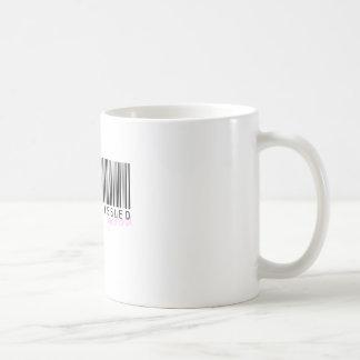 Air Force Girlfriend Issued Basic White Mug
